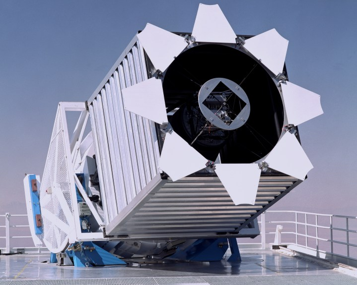 The Sloan Foundation 2.5-m Telescope