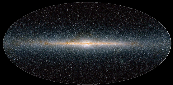 2MASS image of the Milky Way